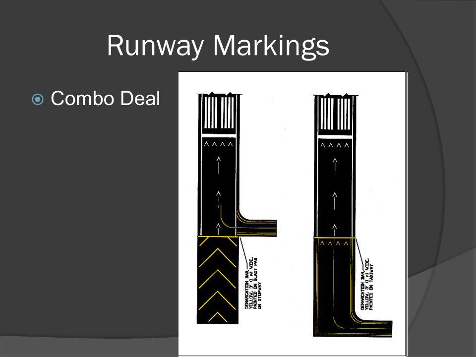 Runway Markings Combo Deal