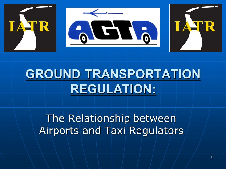 2 Airports & Taxicabs Taxi drivers – the first and last face an airport traveler may see outside the terminal.