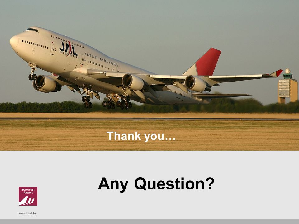 www.bud.hu Question? Any Question? Thank you…