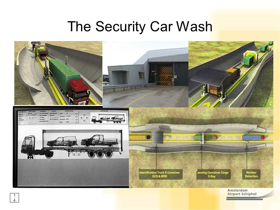 14 The Security Car Wash