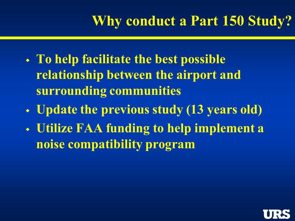 Federal Aviation Administration Noise Exposure Maps Noise Compatibility Program Noise Compatibility Program Community Involvement Part 150 Requirements