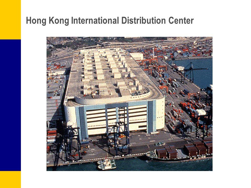 Hong Kong International Distribution Center