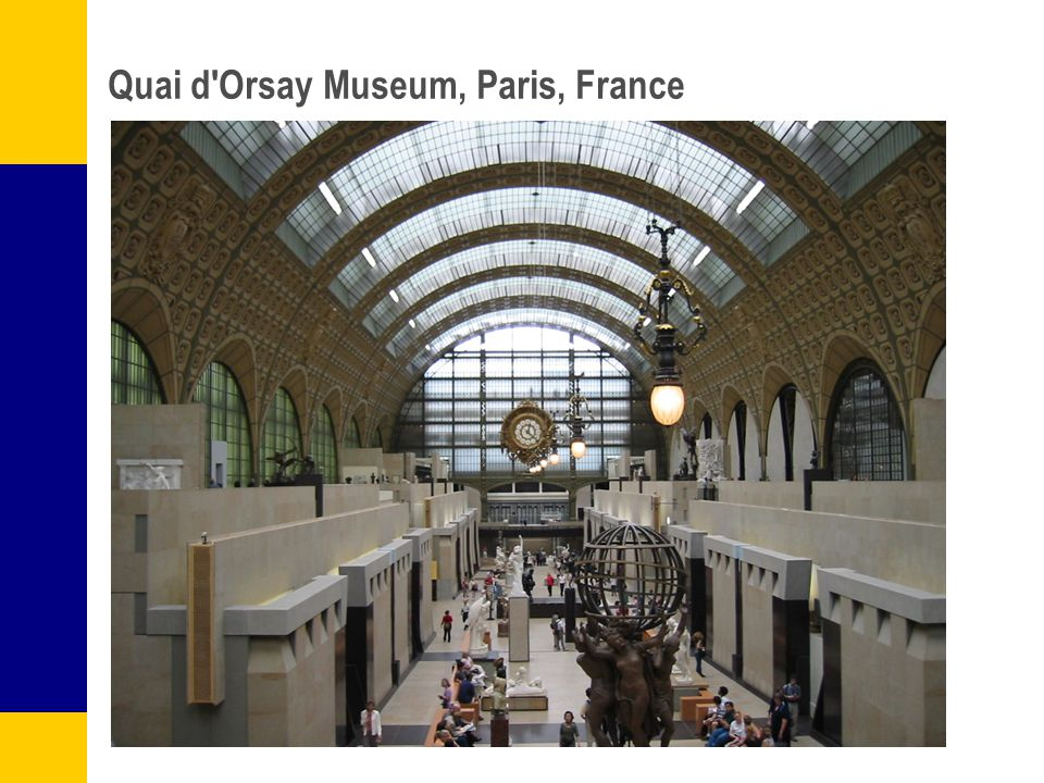 Quai d'Orsay Museum, Paris, France