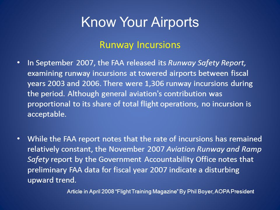 Know Your Airports Pilots live to tell about dangers in the pattern By AOPA ePublishing staff Airplanes converging on final approach can find themselv