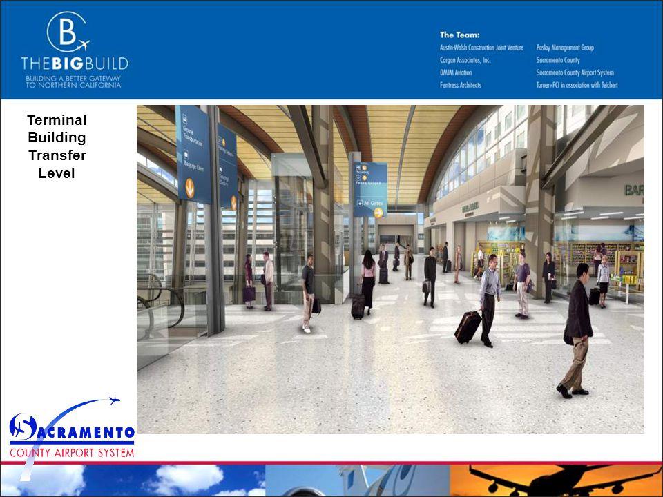 Terminal Building Transfer Level