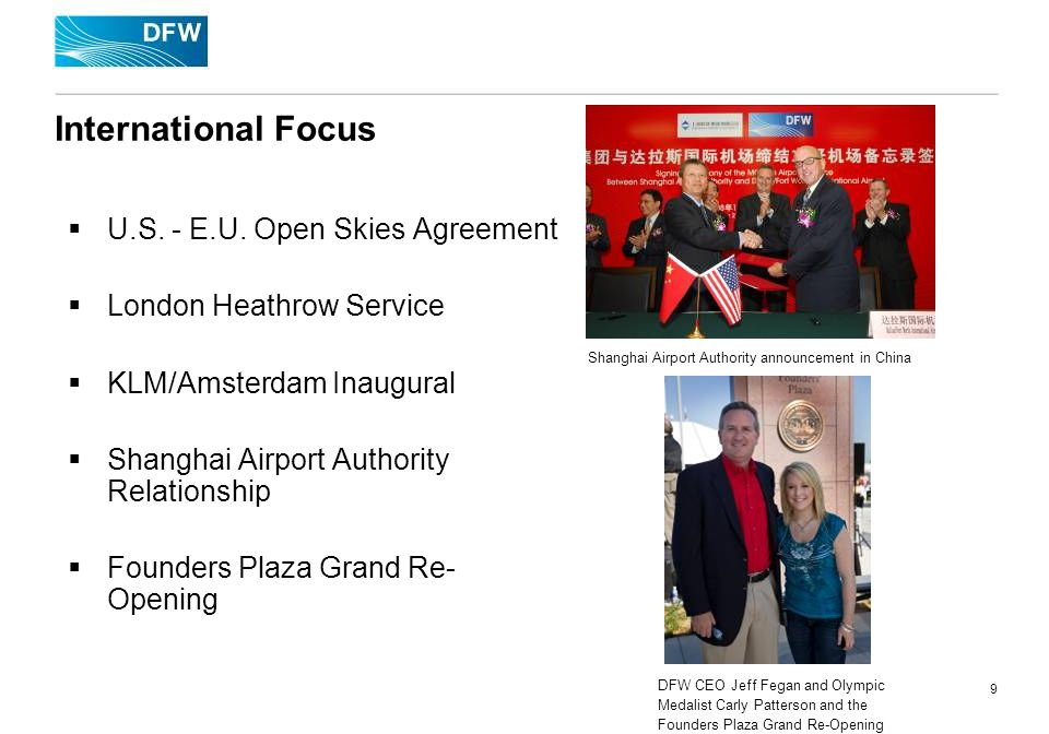 9 International Focus U.S. - E.U.