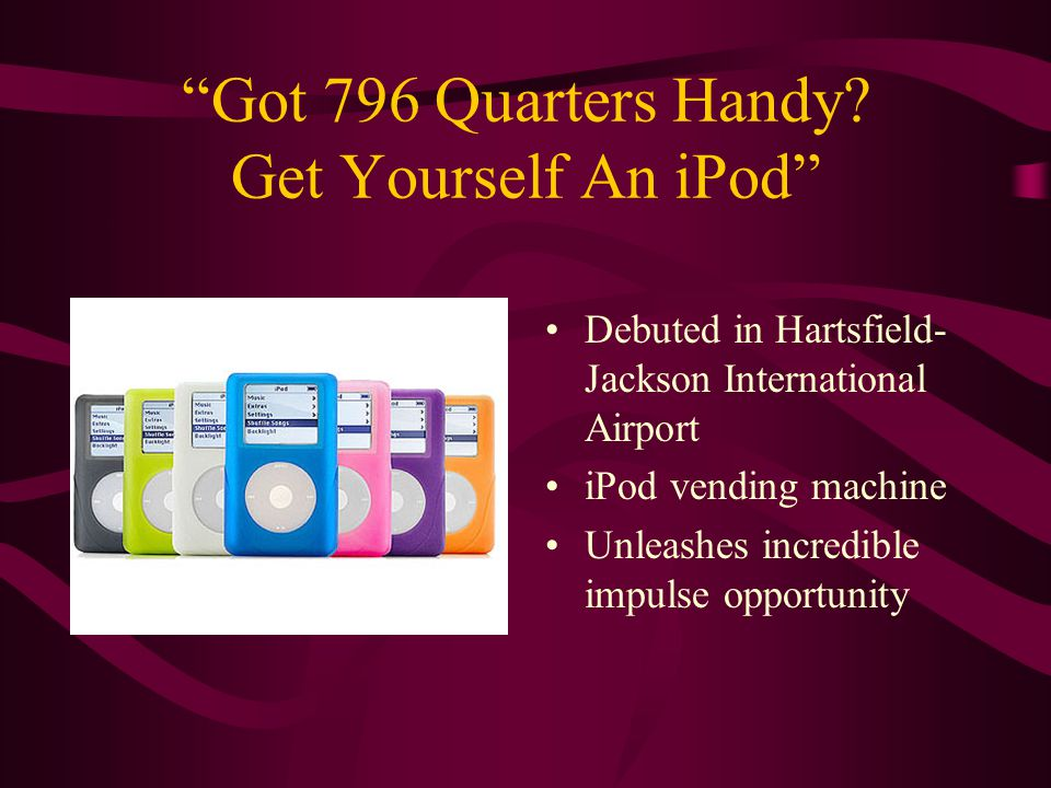 Got 796 Quarters Handy.