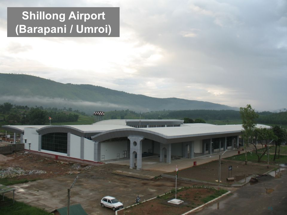 Shillong Airport (Barapani / Umroi) 25