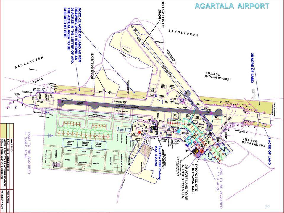 AGARTALA AIRPORT 30
