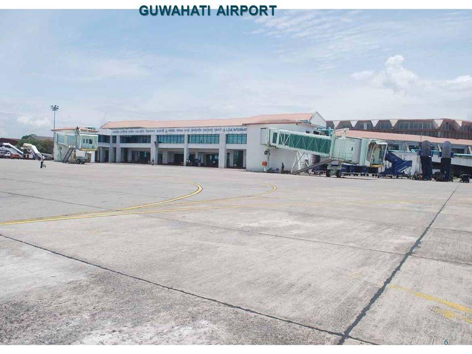 Nagaland Dimapur Facilities Runway7500 ft Apron-No.