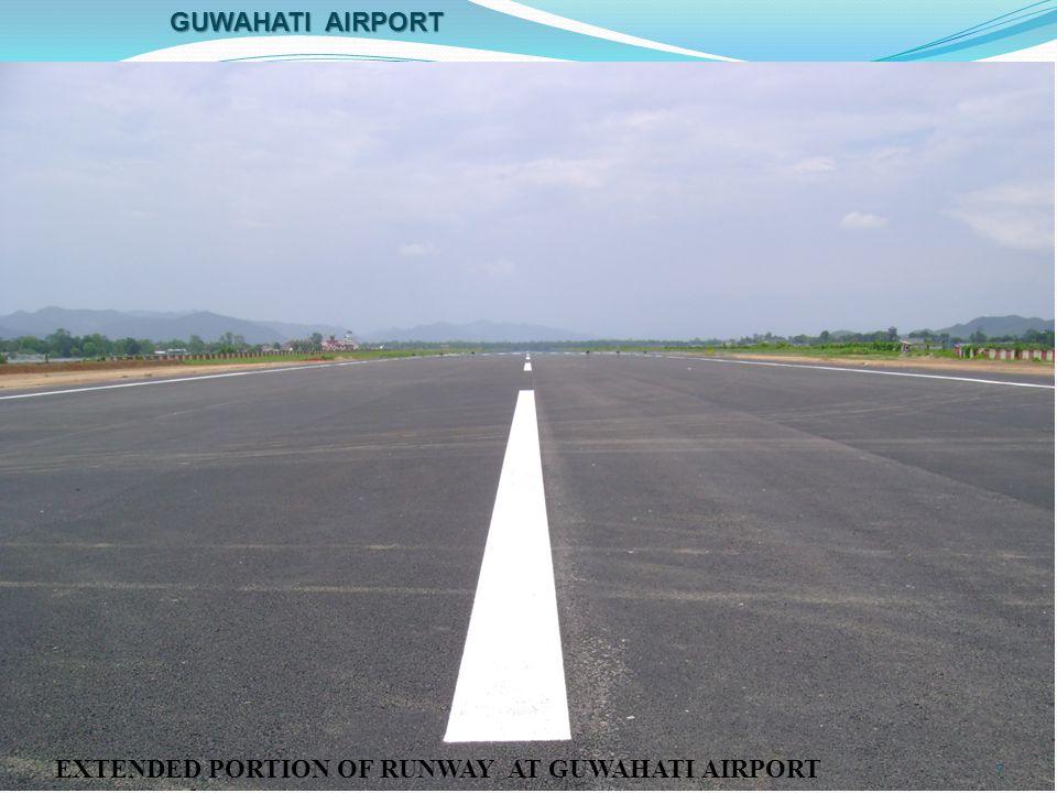 Assam Dibrugarh Facilities Runway6000 ft Apron-No.