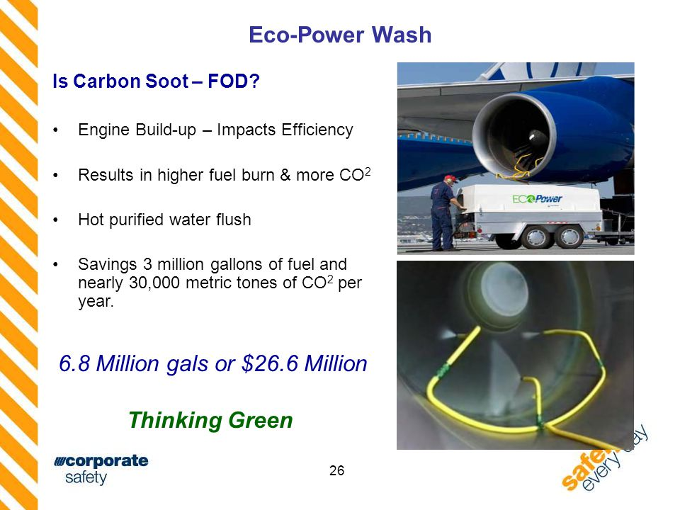 26 Eco-Power Wash Is Carbon Soot – FOD.