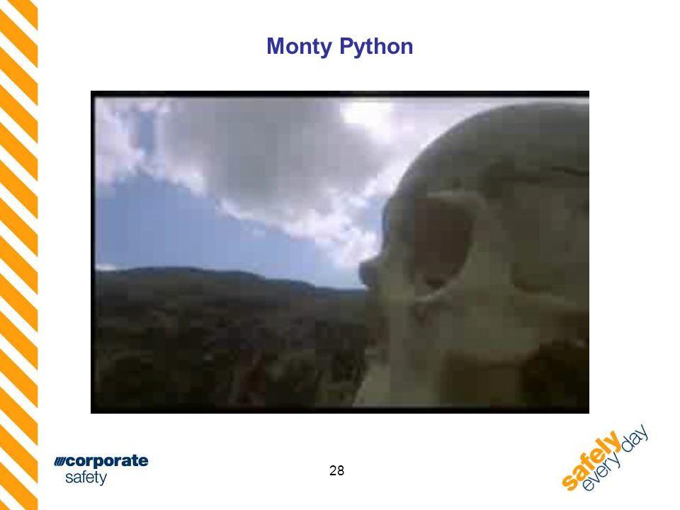 28 Monty Python