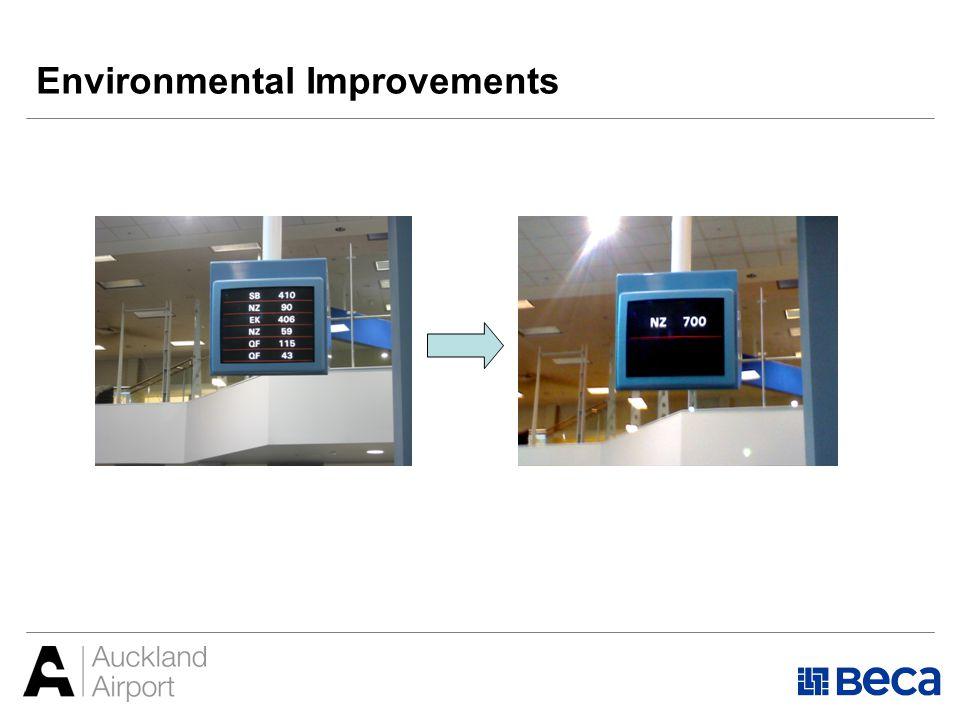 Environmental Improvements