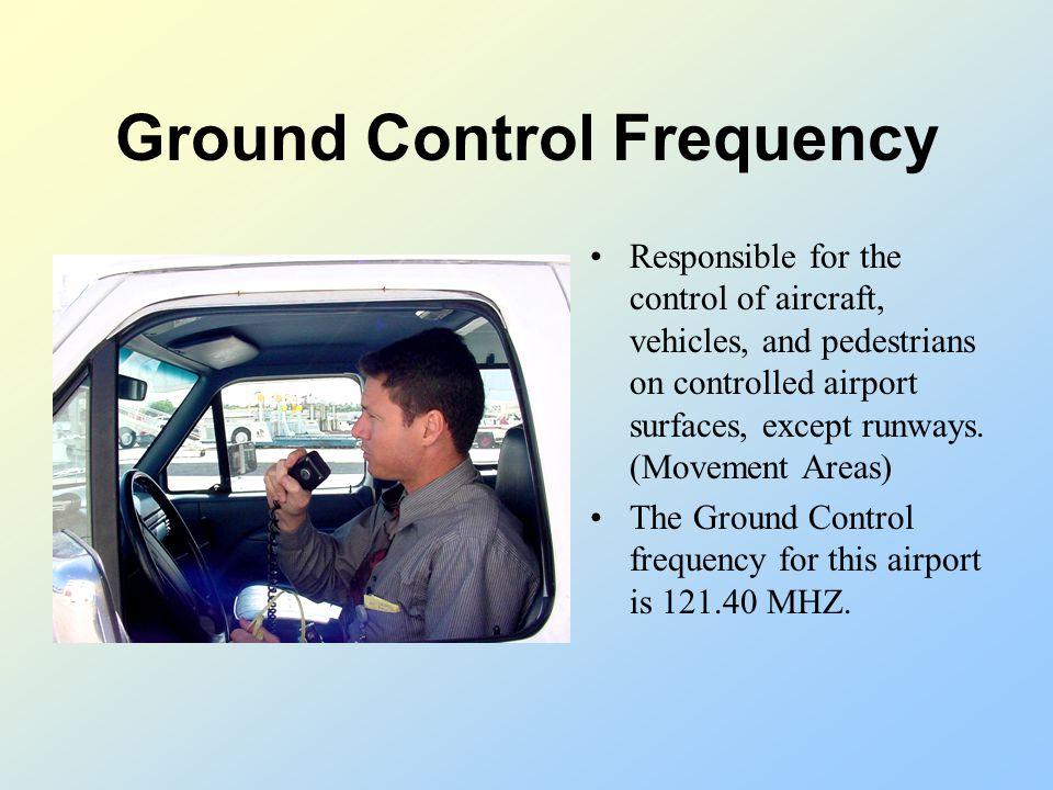 Radio Communication Ground Control Tower Control/CTAF Phonetic Alphabet Proper Phraseology Light Gun Signals