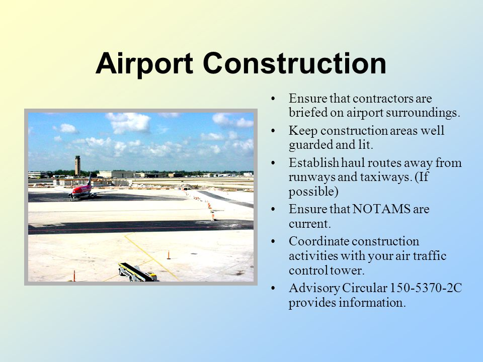 Ways to Prevent Runway Incursions Understand Signs, Lights, and Markings – Keep current with airport signs, lights, and markings. Know what they mean