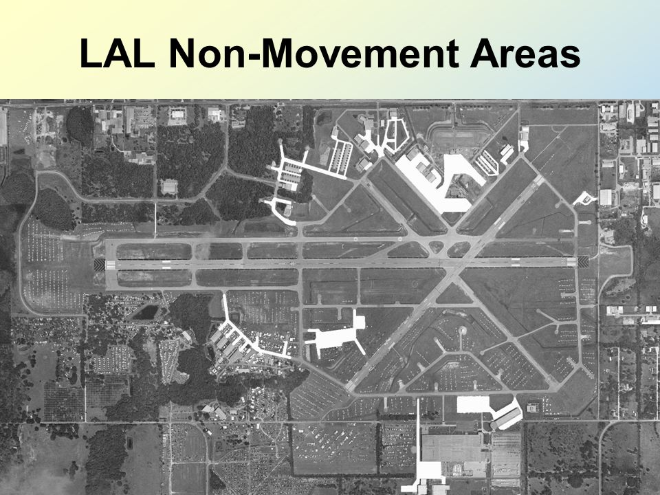 LAL Airport Layout