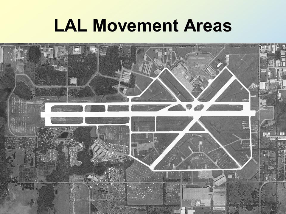 LAL Non-Movement Areas