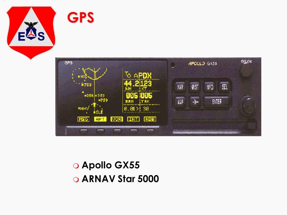 GPS m Apollo GX55 m ARNAV Star 5000