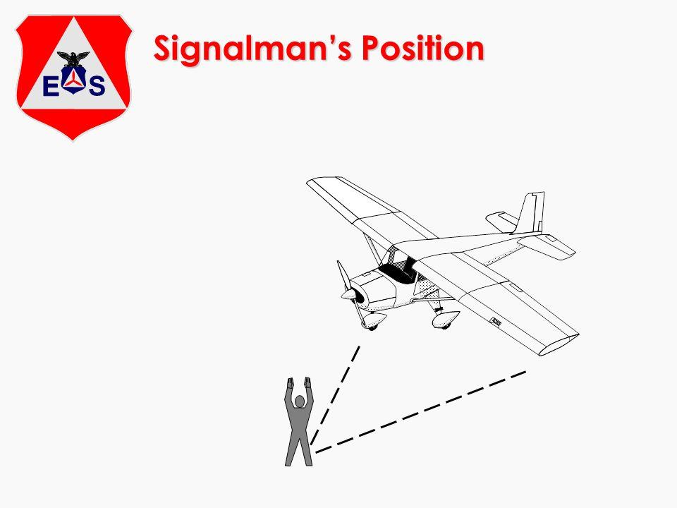 Signalmans Position