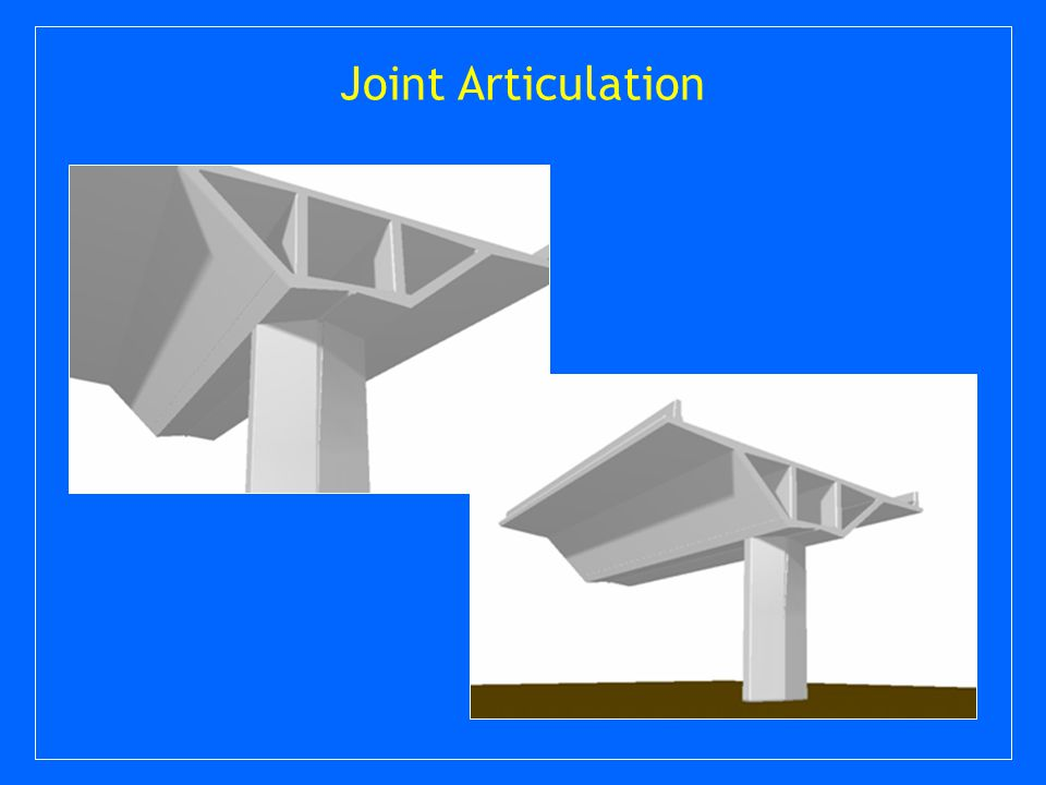 Joint Articulation