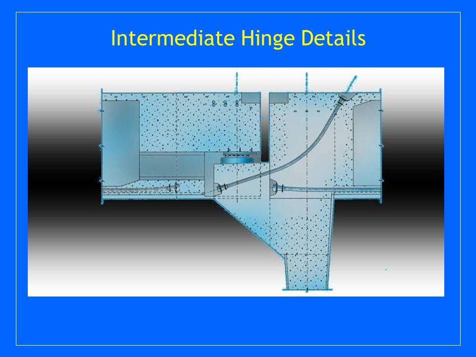 Intermediate Hinge Details
