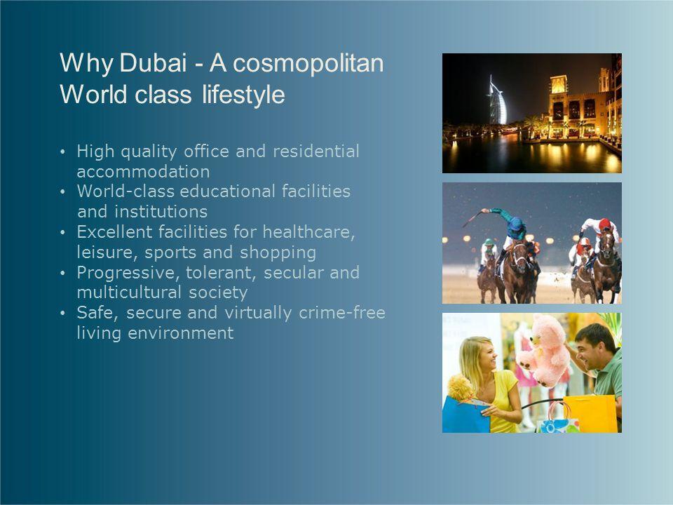 Dubai Airport Freezone - A snapshot Est.