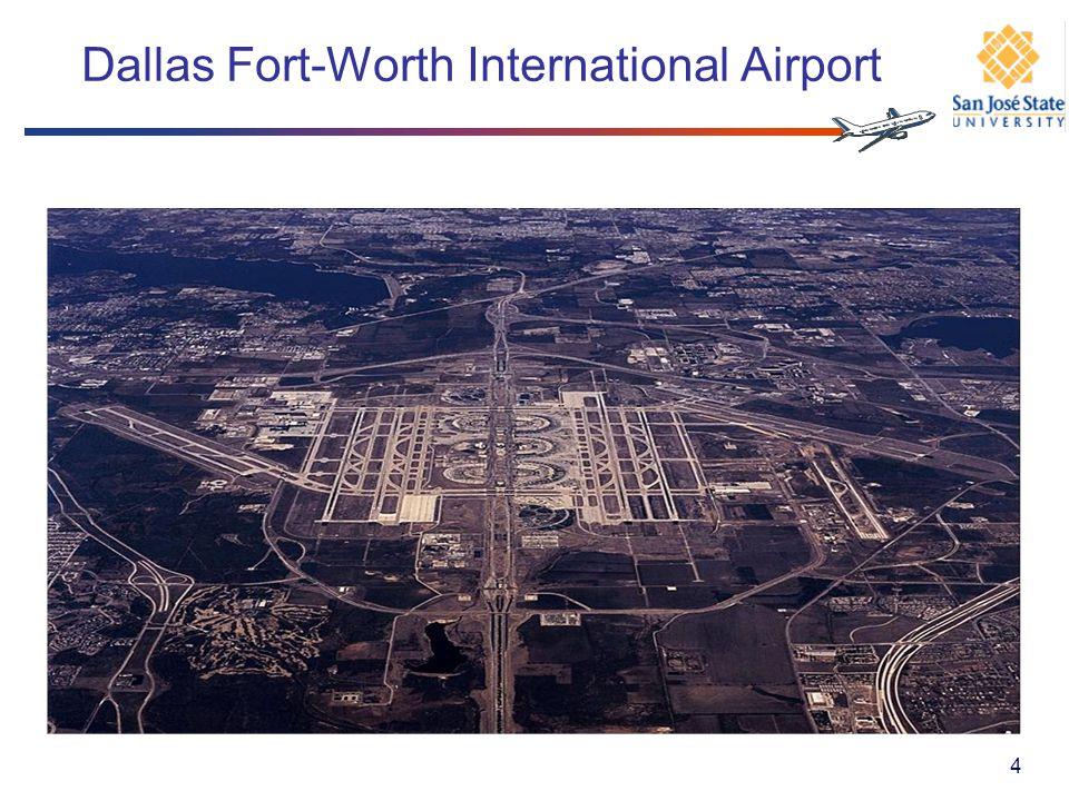 Dallas Fort-Worth International Airport 4