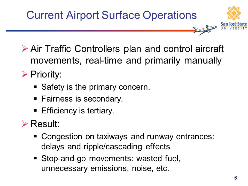 Constraints C1: An arriving aircraft starts taxiing off the runway exit immediately after landing, C2: The time at which a departing aircraft i reaches the first node of its route is no earlier than its time of readiness for pushback.