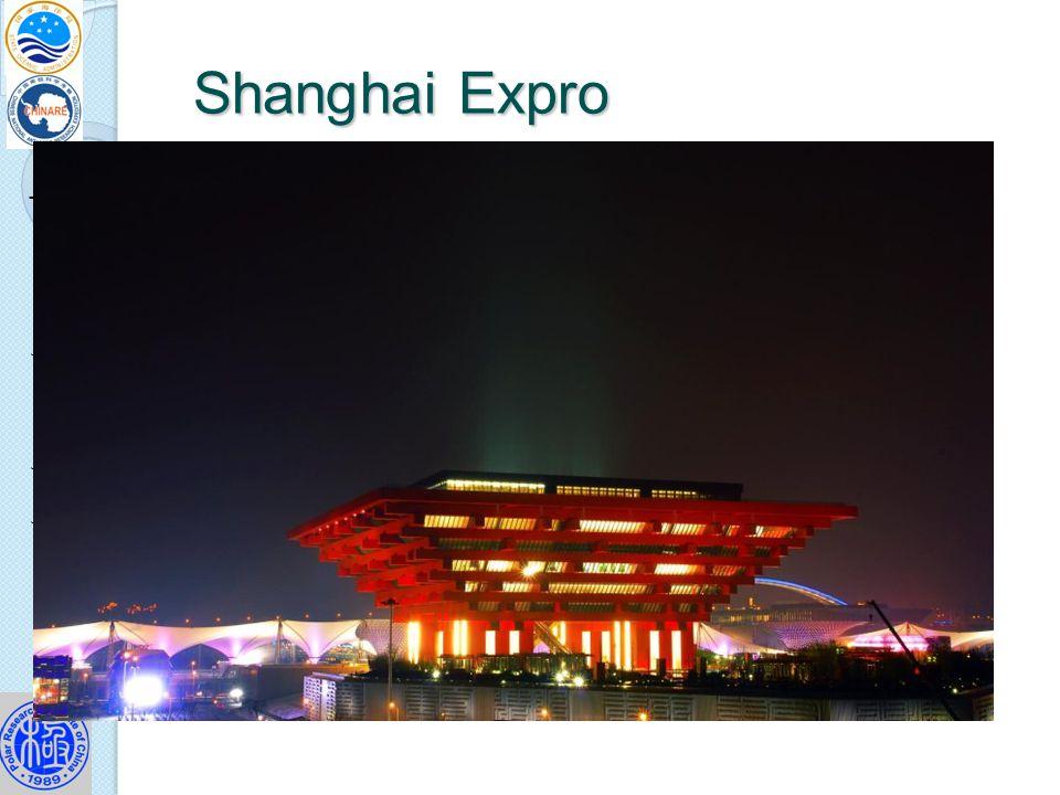 SuperDAR 2011, Hanover, NH, USA Shanghai Expro