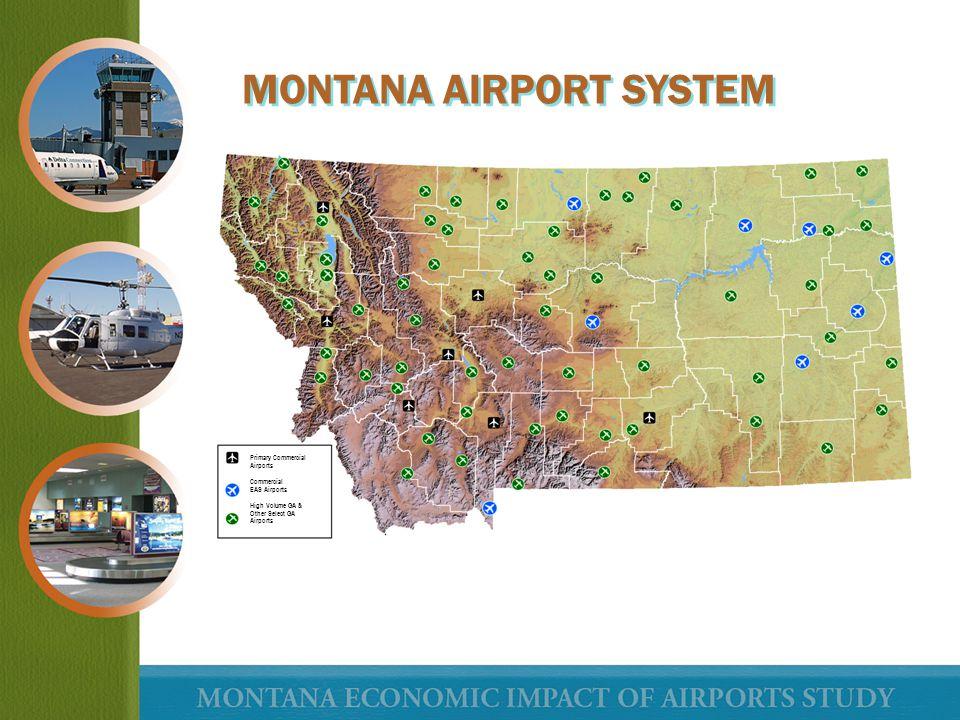 First-RoundTotal Employment492.0820.5 Payroll$13.8 Million$23.3 Million Output$38.6 Million$63.8 Million High Volume GA Airport Impacts Statewide Economic Impact
