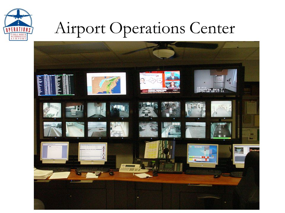 Areas of Responsibility Airfield Certification, Inspections, NOTAMs FAR Part 77 & 139 Compliance/Certification Emergency and Routine Dispatch Tenant Severe/Winter Weather Notification Airport Facility Inspections Airfield Driver Training and Orientation Maintenance Work Order Submittal And….anything else to keep CAE running!