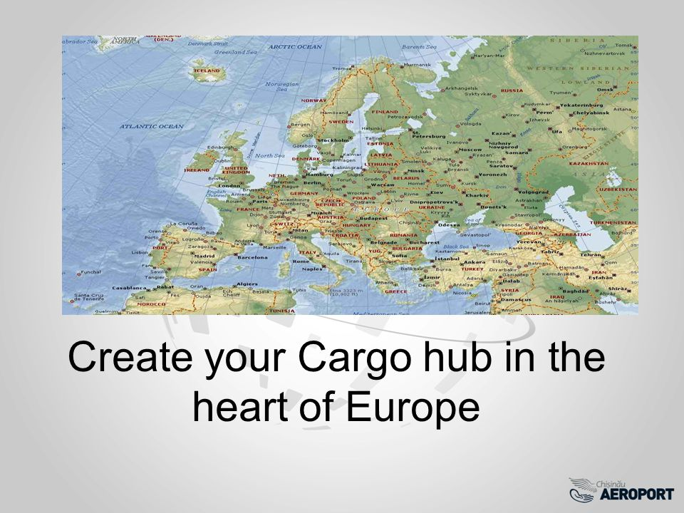 Create your Cargo hub in the heart of Europe