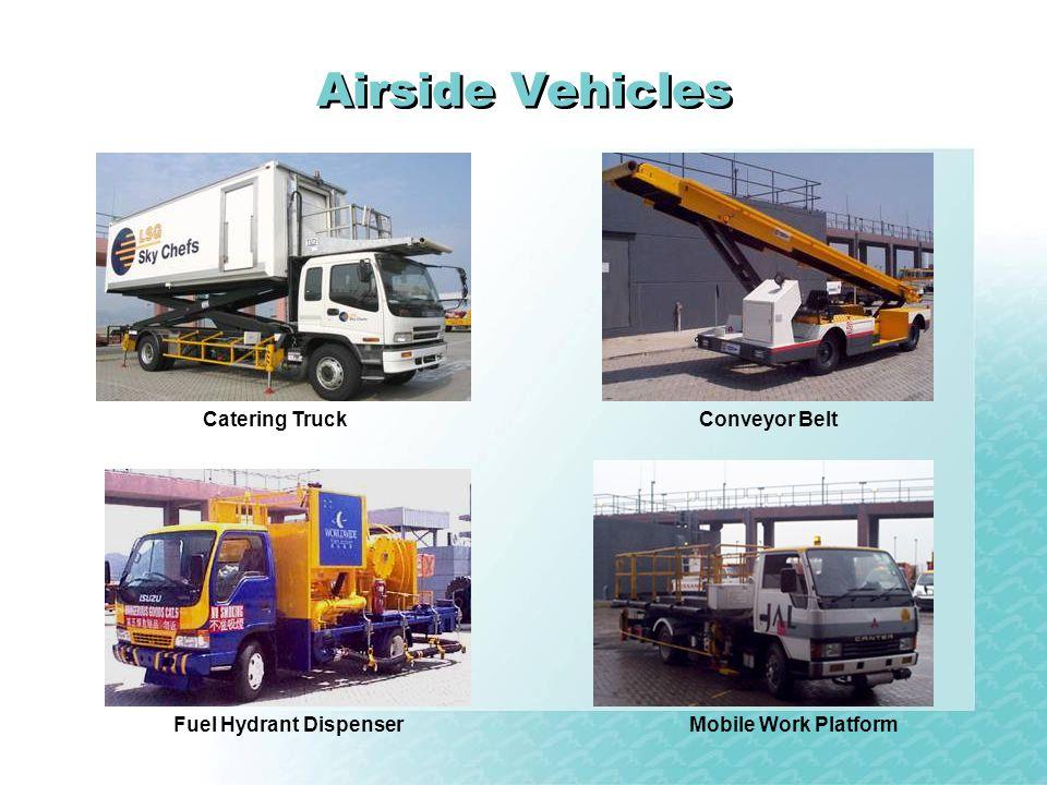 Airside Vehicles Catering TruckConveyor Belt Fuel Hydrant DispenserMobile Work Platform