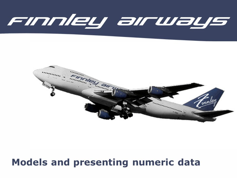 About Finnley Airways Finnley Airways is a new low cost airline that operates flights from the UK to many destinations around the world Your job is to act as the flight finance manager for Finnley Airways Your job is to work out the cost of flights and set appropriate ticket prices, ensuring the company makes a profit on every flight You will do this by creating a spreadsheet model