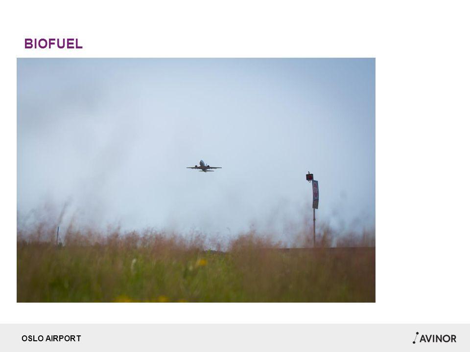 OSLO AIRPORT BIOFUEL