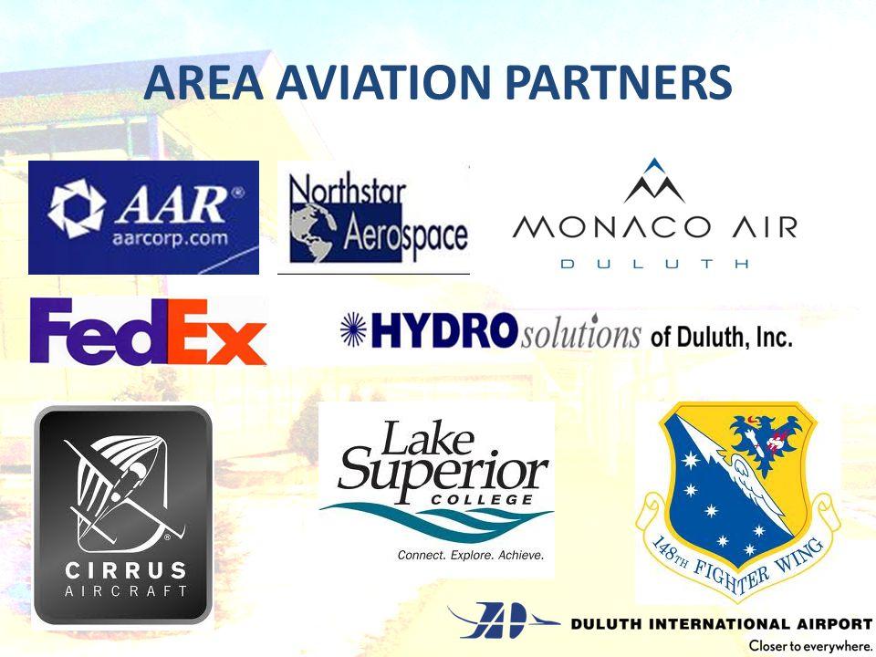 AREA AVIATION PARTNERS