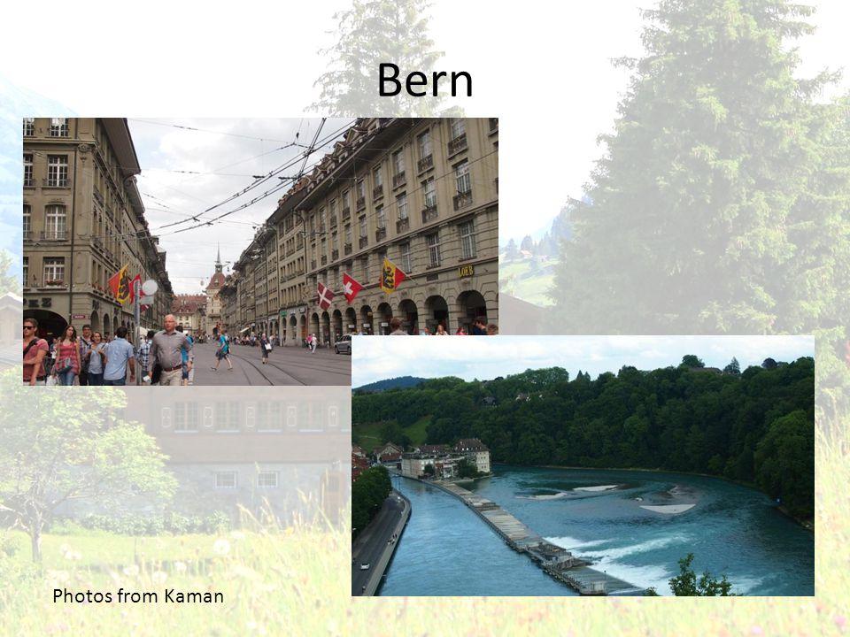 Bern Photos from Kaman
