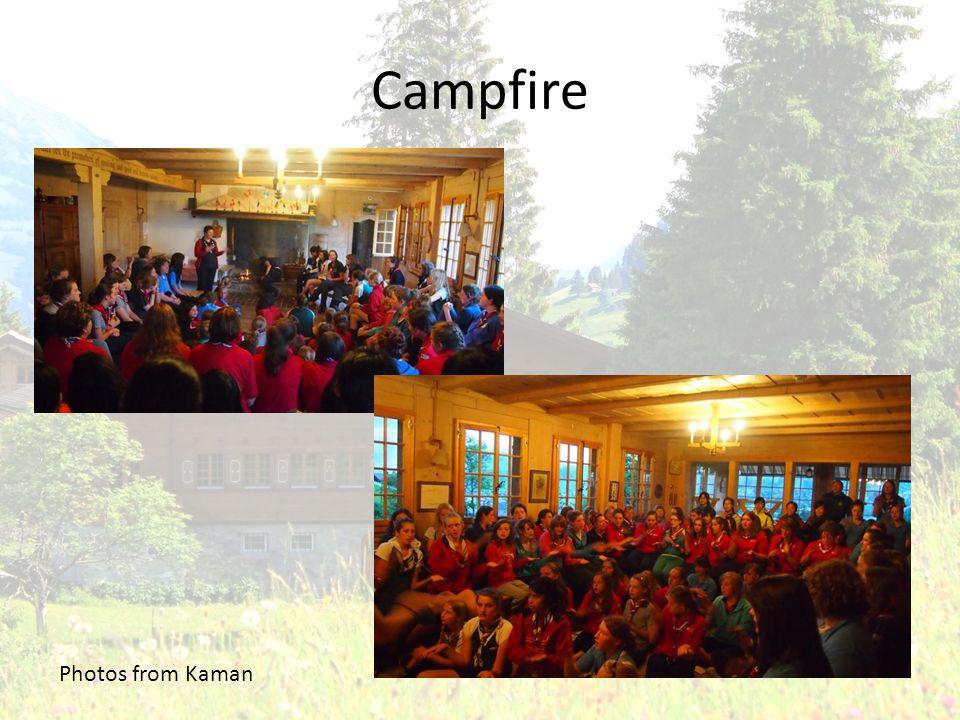 Campfire Photos from Kaman
