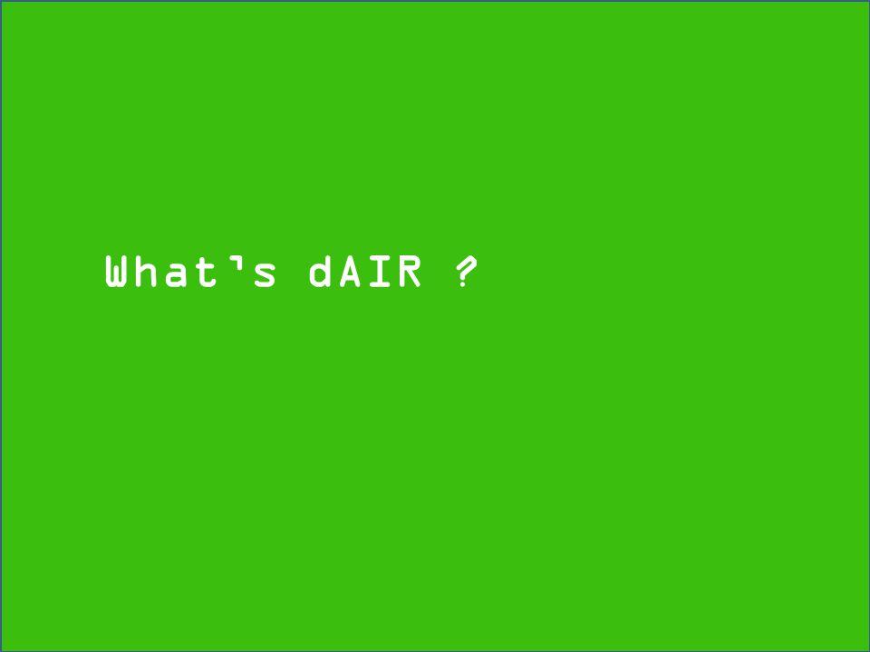 Whats dAIR ?