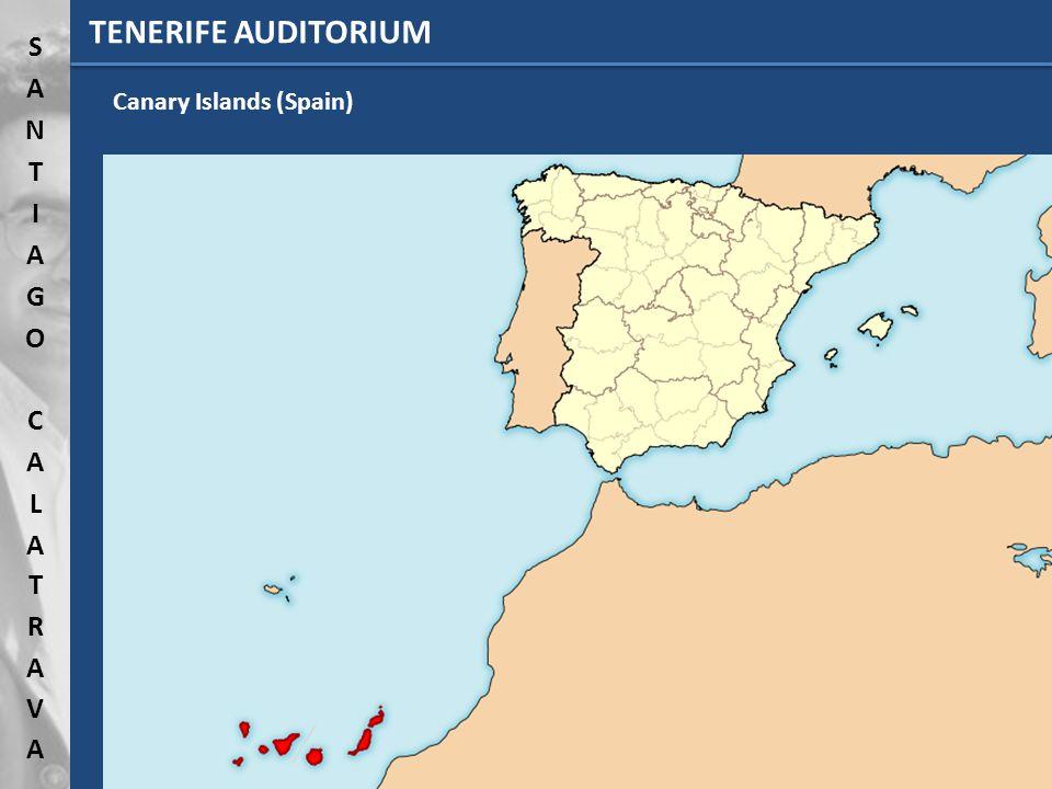 TENERIFE AUDITORIUM Canary Islands (Spain)