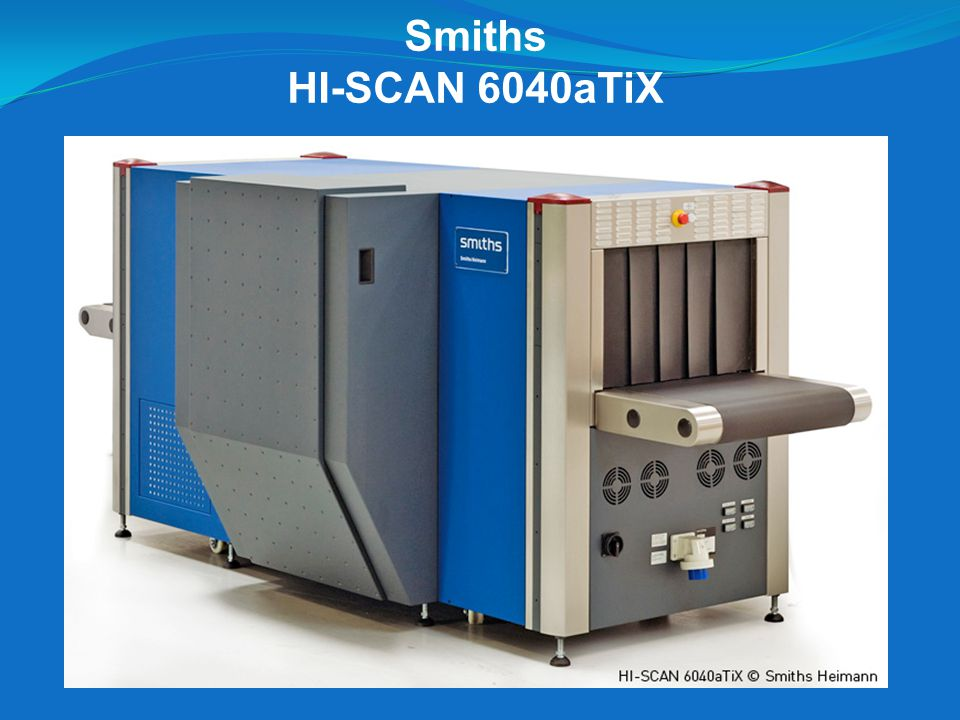 Smiths HI-SCAN 6040aTiX