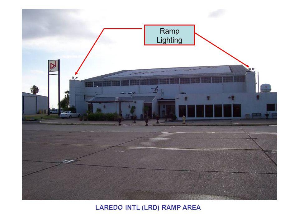 Ramp Lighting LAREDO INTL (LRD) RAMP AREA