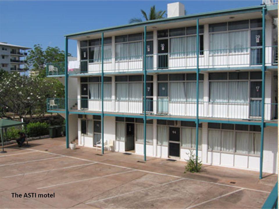 The ASTI motel