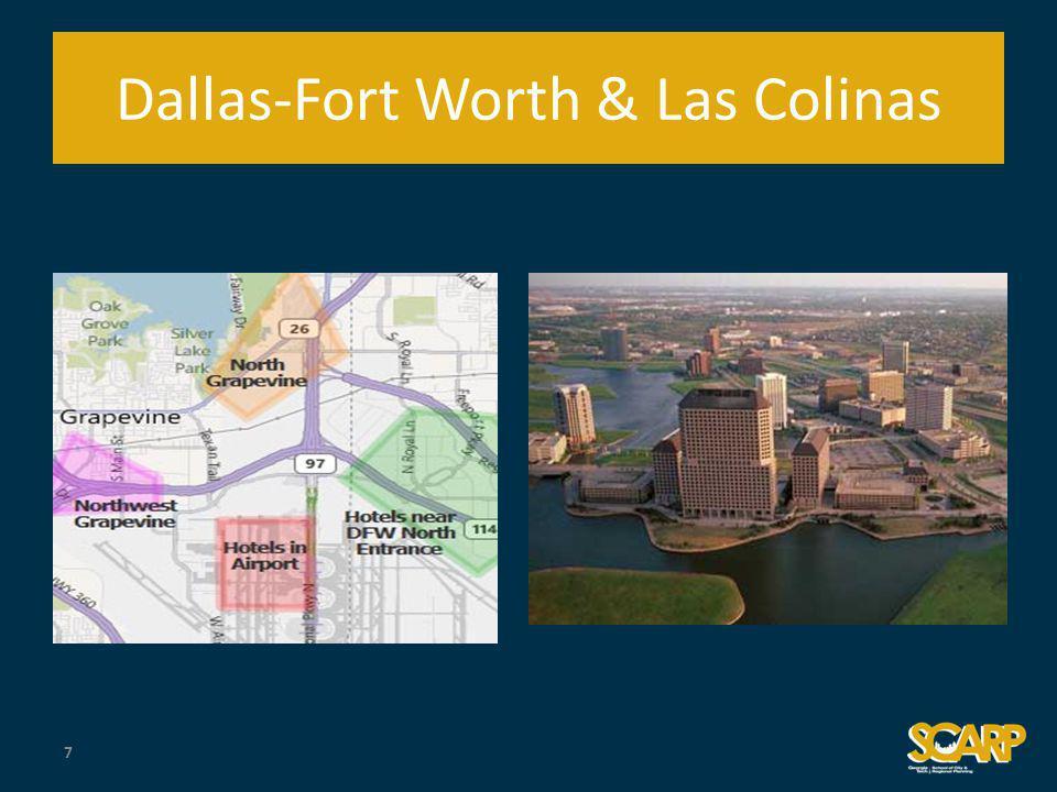 Dallas-Fort Worth & Las Colinas 7