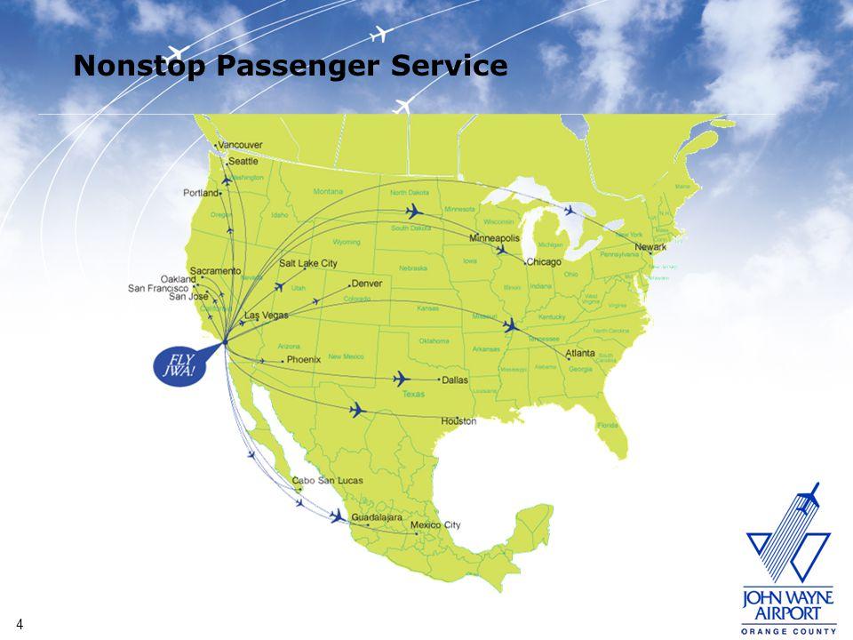 Nonstop Passenger Service 4