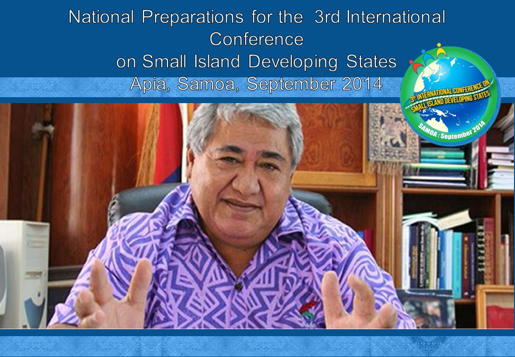 Conference on Small Island Developing States – Accommodation 2014