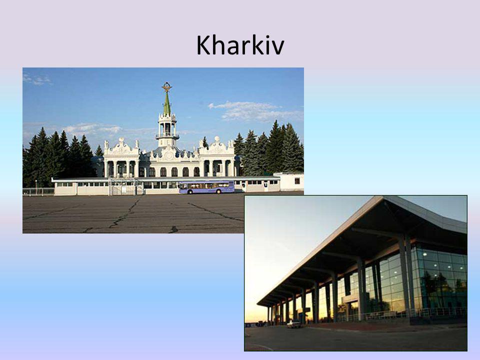 Passenger turnover Kharkiv 190 thousand passenger per year Heathrow 190 thousand passenger a day