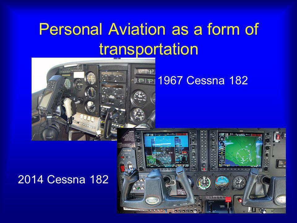 1967 Cessna 182 2014 Cessna 182