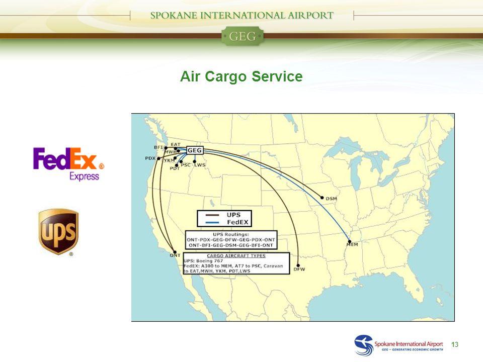 Air Cargo Service 13